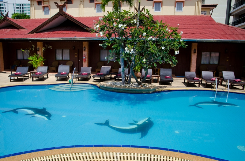 Services & Facilities - Sabai Lodge - Pattaya, Thailand